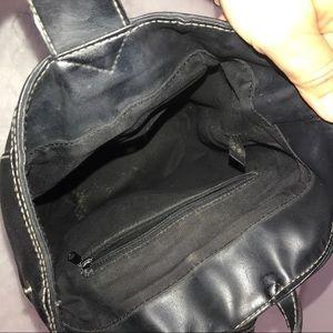 6bcdf23a9 Esprit Bags - Vintage ESPRIT Black Sling Bag And Wallet Bucket